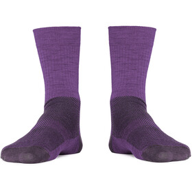Röjk Hiker Merino Socks Unisex Plum
